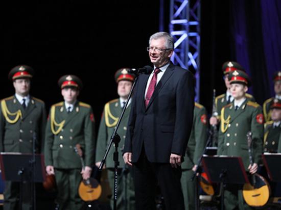 Ансамбль Александрова даст благотворительные концерты в пользу военного храма