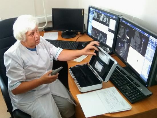 В Тамбове освоили новую методику лечения рака молочной железы