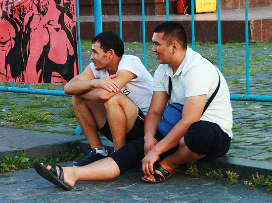 Статистики прокомментировали аномальный приток мигрантов в Россию