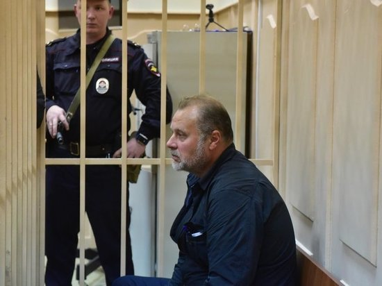 Прокурор попросил 9 лет для экс-замдиректора ФСИН Коршунова