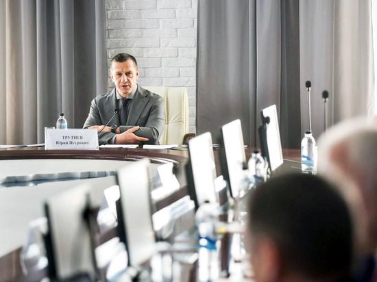 Юрий Трутнев – правительству Бурятии: «Постарайтесь так дальше и работать»