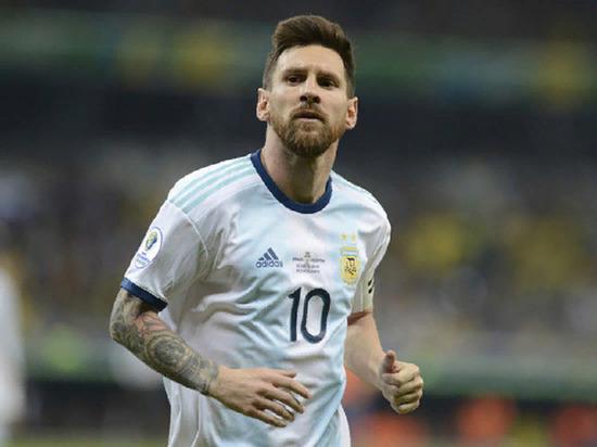 Месси дисквалифицировали за критику в адрес Южноамериканской конфедерации футбола