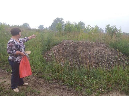 В Киселевске земля горела под ногами, а в Ягуновке - уходит из-под ног