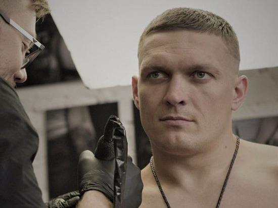 Украинец Александр Усик посвятил стихи погибшему боксеру Максиму Дадашеву