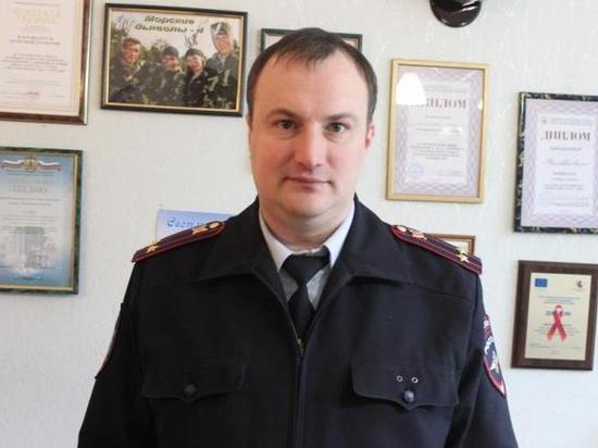 В Калининграде задержан начальник полиции Московского района