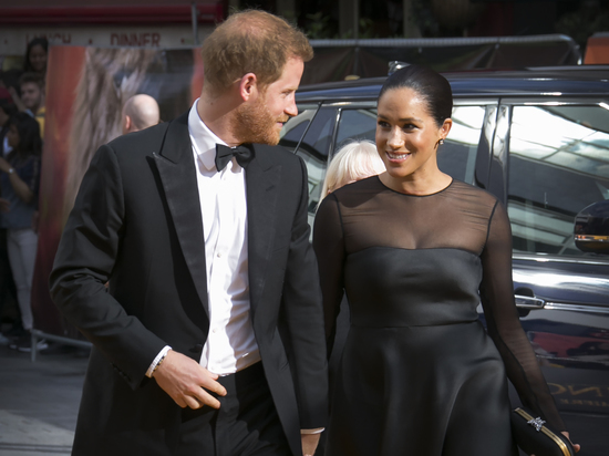 Меган Маркл разъярила британцев в день рождения принца Джорджа