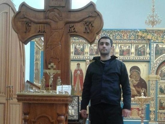 В Армении арестовали одного из убийц спецназовца Никиты Белянкина