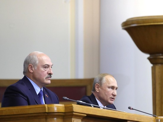 Россия и Беларусь обсудили сотрудничество на уровне регионов