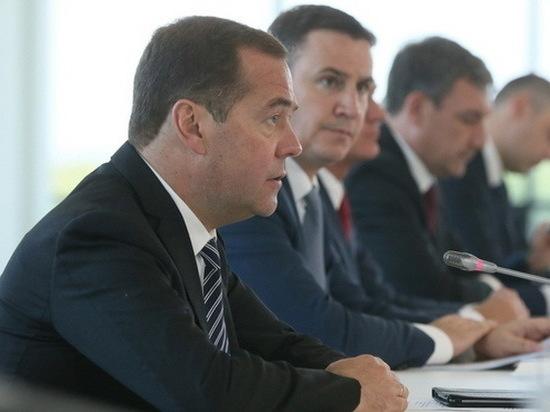 Дмитрий Медведев провел в Курске совещание по экспорту сельхозпродукции