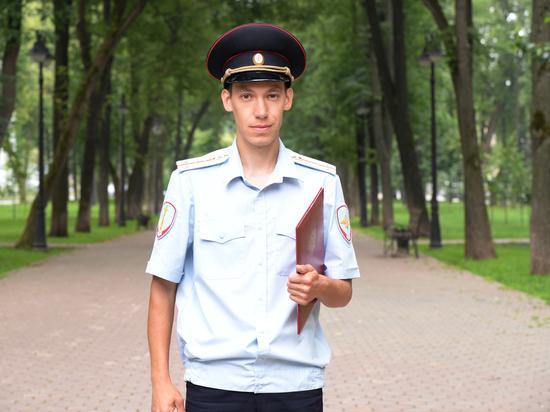 Сотрудник ГУ МВД России по Пермскому краю стал призером уникального забега
