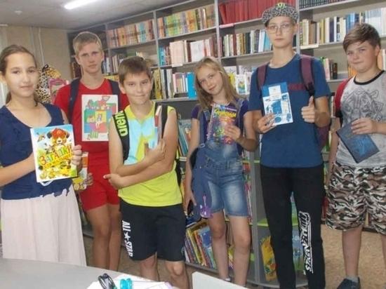 Юные липчане хотят поставить рекорд по чтению
