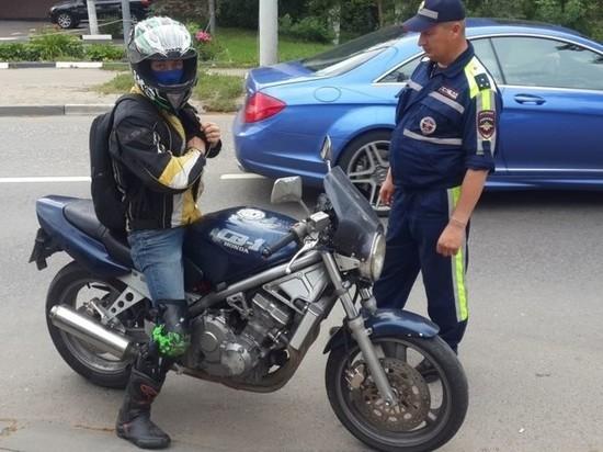 В Мордовии объявили охоту на мотоциклистов