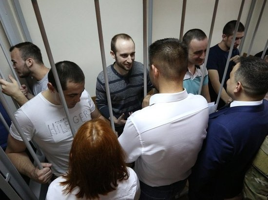 Денисова: Россия согласилась отпустить украинских моряков