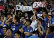 В ответ на непрекращающиеся акции протеста в Гонконге представитель китайской Народно-освободительной армии не исключил, что Пекин может применить силу для подавления акций