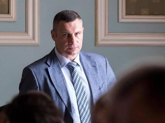 Зеленский уволит Кличко наполовину
