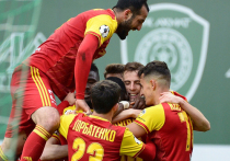 Букмекеры определились с фаворитом матча квалификации Лиги Европы в Туле