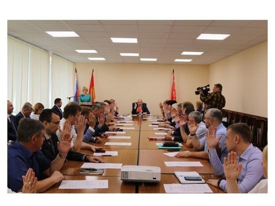 Депутаты утвердили дату конкурса по отбору кандидатур на пост Главы Серпухова