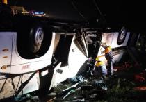 В ближайшее время следователи предъявят обвинение 32-летнему жителю Татарстана, который управлял туристическим автобусом King Long XMQ и устроил смертельную аварию в Архангельском районе Башкирии