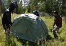 «Трудные» подростки Ямала будут жить в палатках