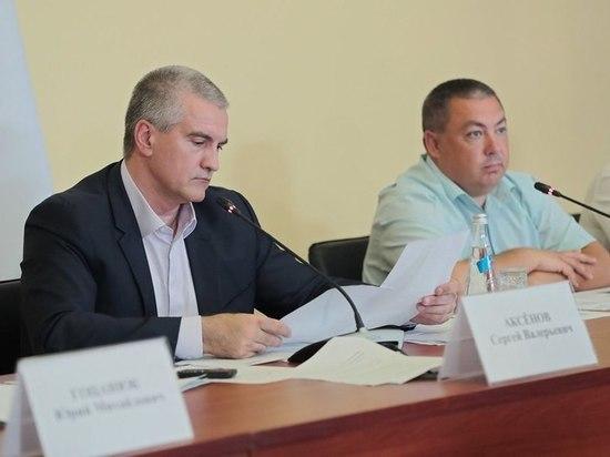 Аксенов потребовал оценить ущерб от добычи песка на Бакальской косе