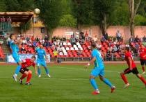 «Луки-Энергия» в 100-м матче в истории клуба сыграла вничью