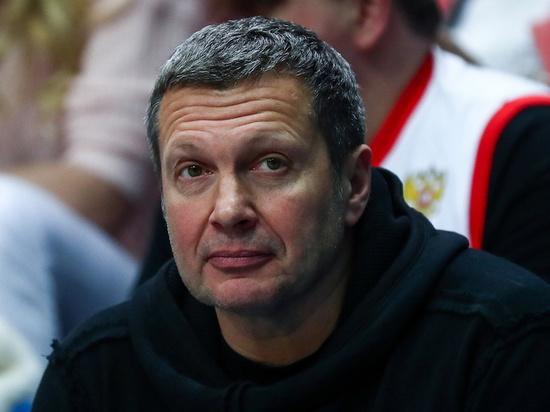 Соловьев: теперь Зеленский обиделся на Путина еще сильнее