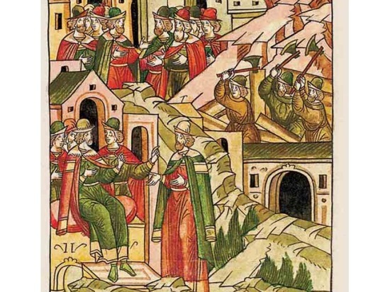 Всех желающих приглашают в Серпухов на экскурсию по Соборной горе