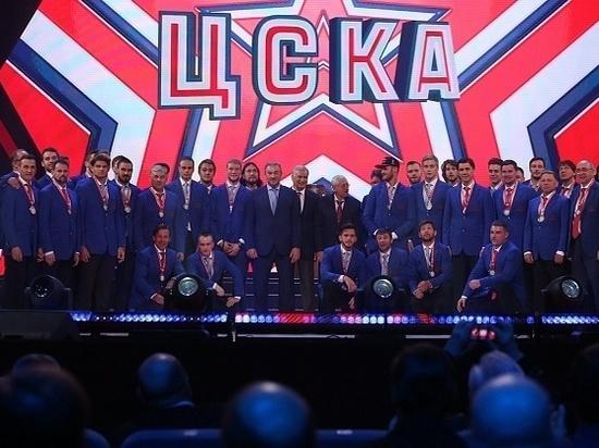 Хоккейный клуб ЦСКА рассказал, в какую одежду одевает своих игроков