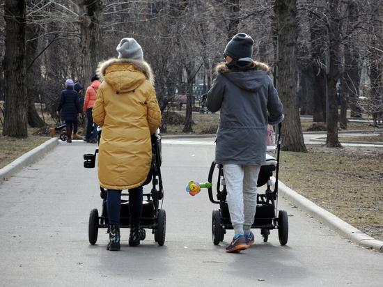 В бюджет заложат 150 млрд рублей на выплаты за первого ребенка
