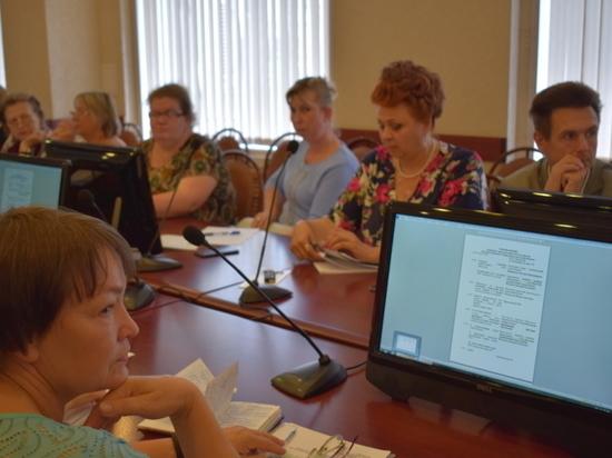 В Ивановской мэрии на совещании с участием председателей ТОС рассказали об изменениях в Генплане