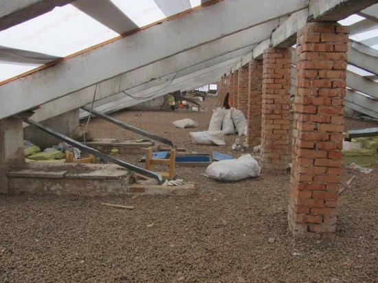 В Бугуруслане с чердака многоквартирного дома украли электроинструменты