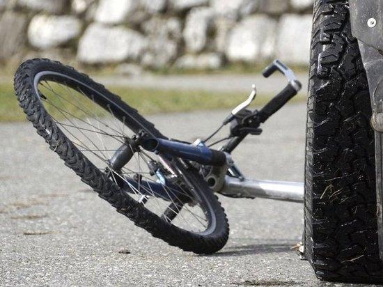Аварию в районе Мордовии спровоцировала 13-летняя велосипедистка