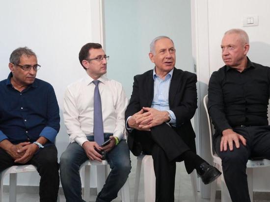 Нетаниягу открыл комплекс соцжилья в Тель-Авиве