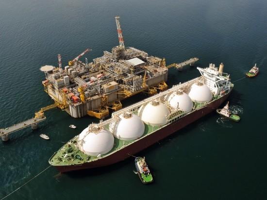 e4c650ab757b343833a32e2ff9c1de0c - Украина нашла замену российскому газу в Катаре