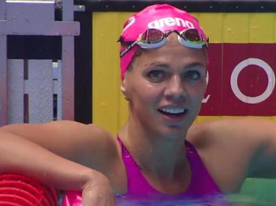 Ефимова сожалеет, что не сможет посоперничать с Кинг в финале ЧМ