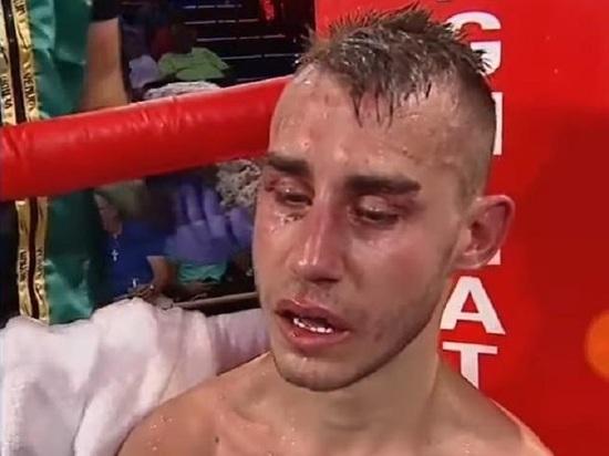 Боксер Максим Дадашев перенес инсульт во время своего последнего боя