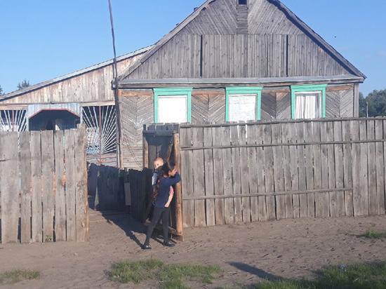 Дома вернувшихся в Чемодановку цыган разграбили