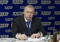 Жириновский: «Выборы должны быть свободными!»
