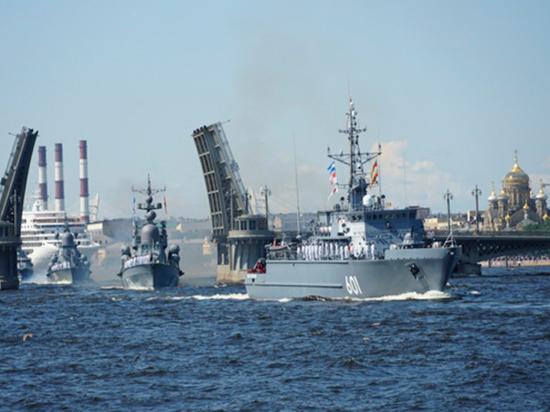 Готовность флота проверил министр Шойгу