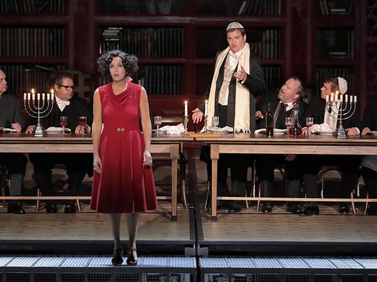 Немецкие спектакли в Нью-Йорке и дома