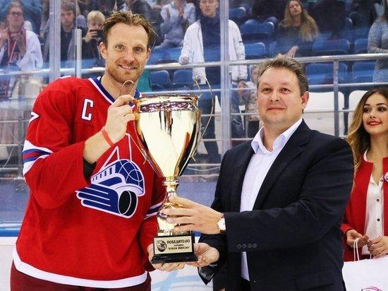 35-летний Максим Тальбо выступал в Континентальной хоккейной лиге три года.
