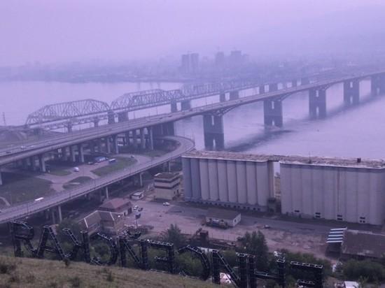 В Красноярске в топ твиттера вышел хештег #потушитепожарывсибири