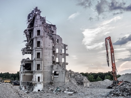 В Ставрополе снесут два недостроя «АртСтройТехно»