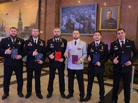 Уровень преступности в Чечне в разы ниже среднего по России