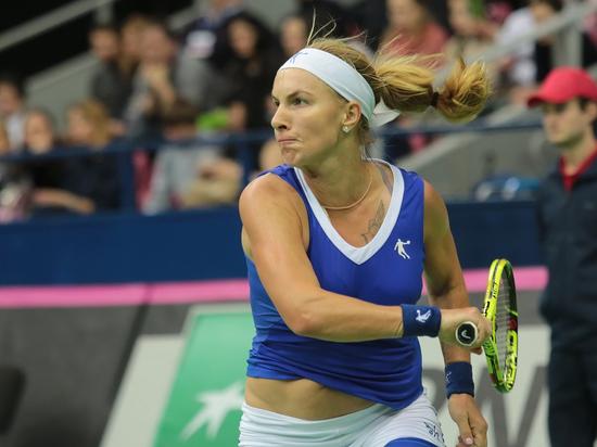 Титулованная российская теннисистка в отчаянии