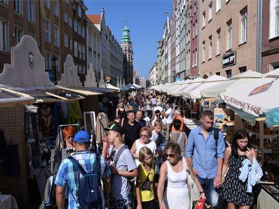 В Гданьске открывается 759 ярмарка святого Доминика