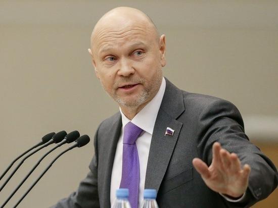 Сергей Катасонов стал первым по эффективности депутатом от Оренбуржья