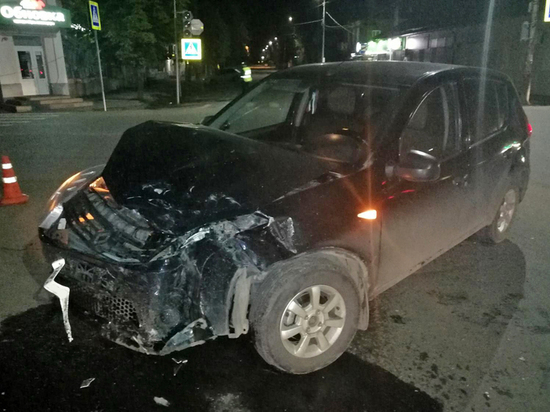 В Тамбовской области не разъехались водители двух «Рено»