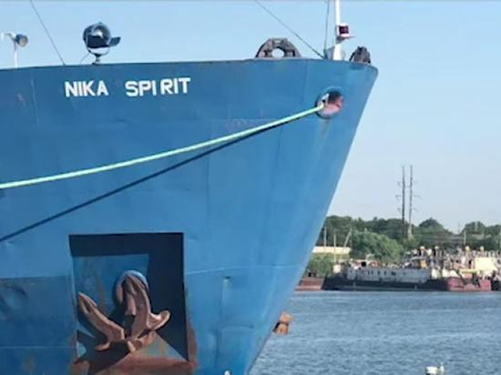США похвалили захват российского танкера Украиной