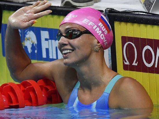 Хет-трик в бассейне: Ефимова, Рылов и Чупков выиграли три золота ЧМ
